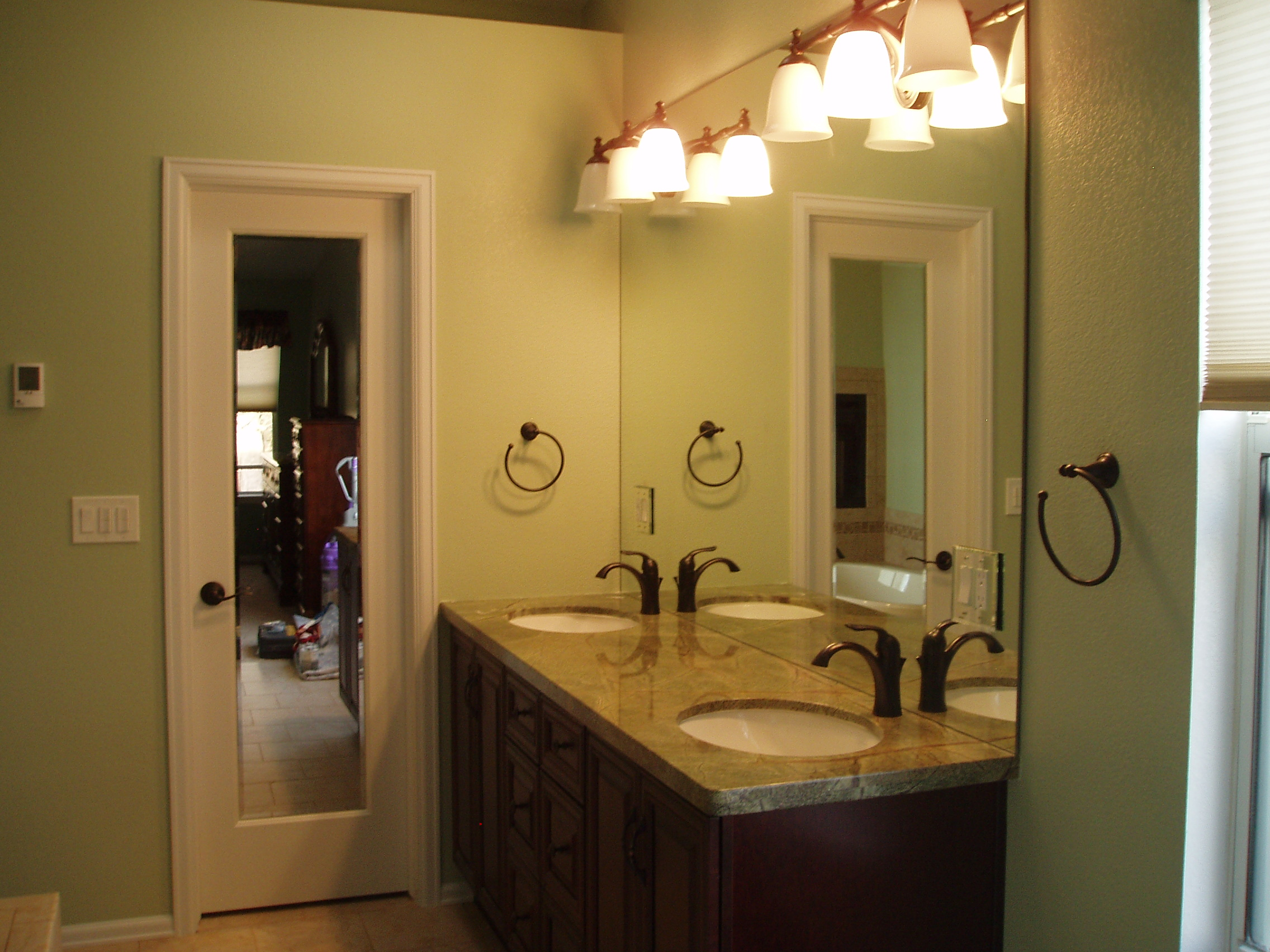 Bathrooms renovations affordable views for Affordable bathroom renovations